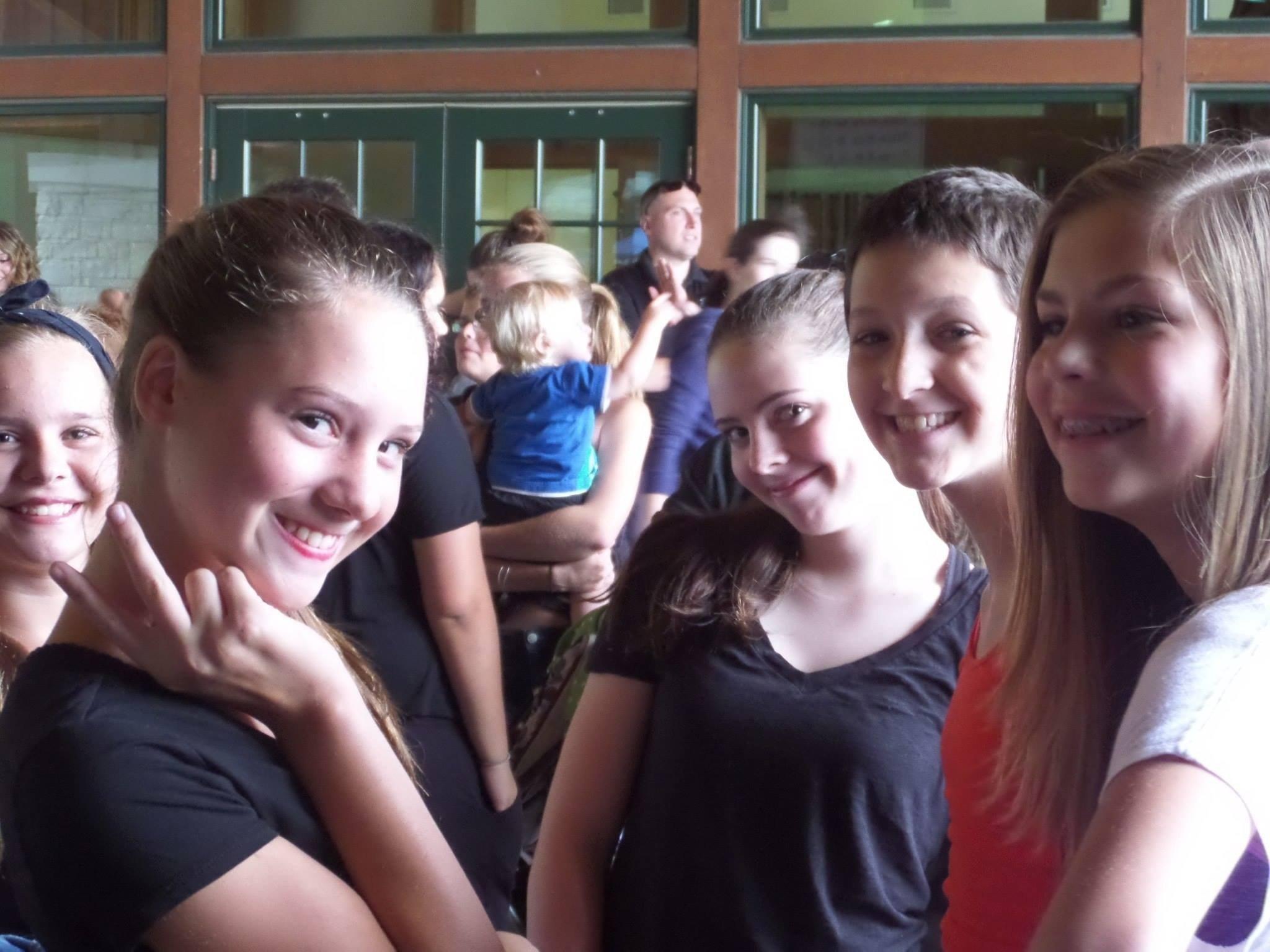 Performing Arts Dance Studio Students in Hamburg NY