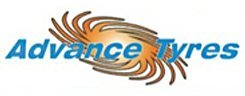 advance tyres business logo