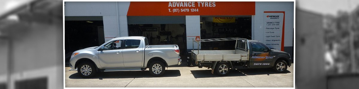 advance tyres shop