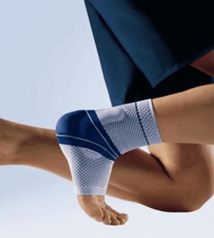 Malleontrain  Bendaggio attivo per la stabilizzazione muscolare articolazione triblo tarsale