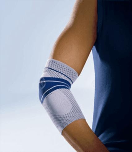 Epitrain Bendaggio attivo per la compressione mirata del gomito
