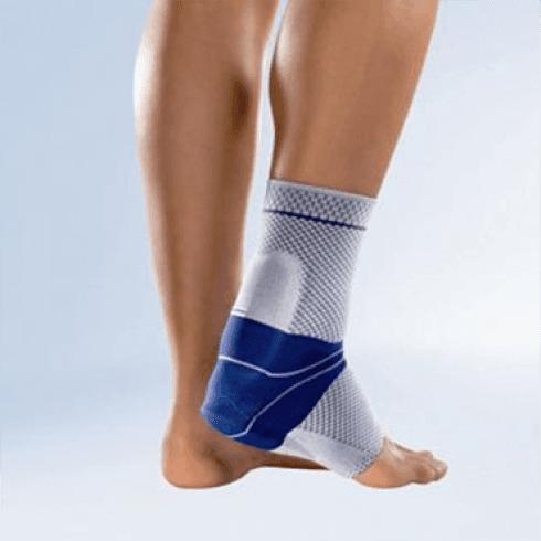 Bendaggio per il piede per lo scarico del tendine di Achille