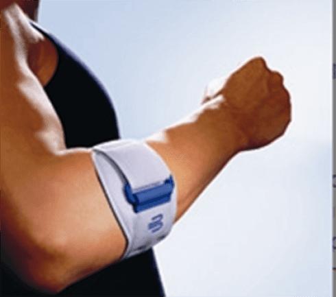 Epipoint Ortesi di stabilizzazione epicondiloidea per il trattamento del gomito del tennista