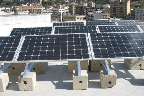 pannelli solari appartamenti