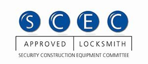central coast locksmiths scec logo