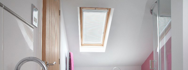 Skylight blinds range