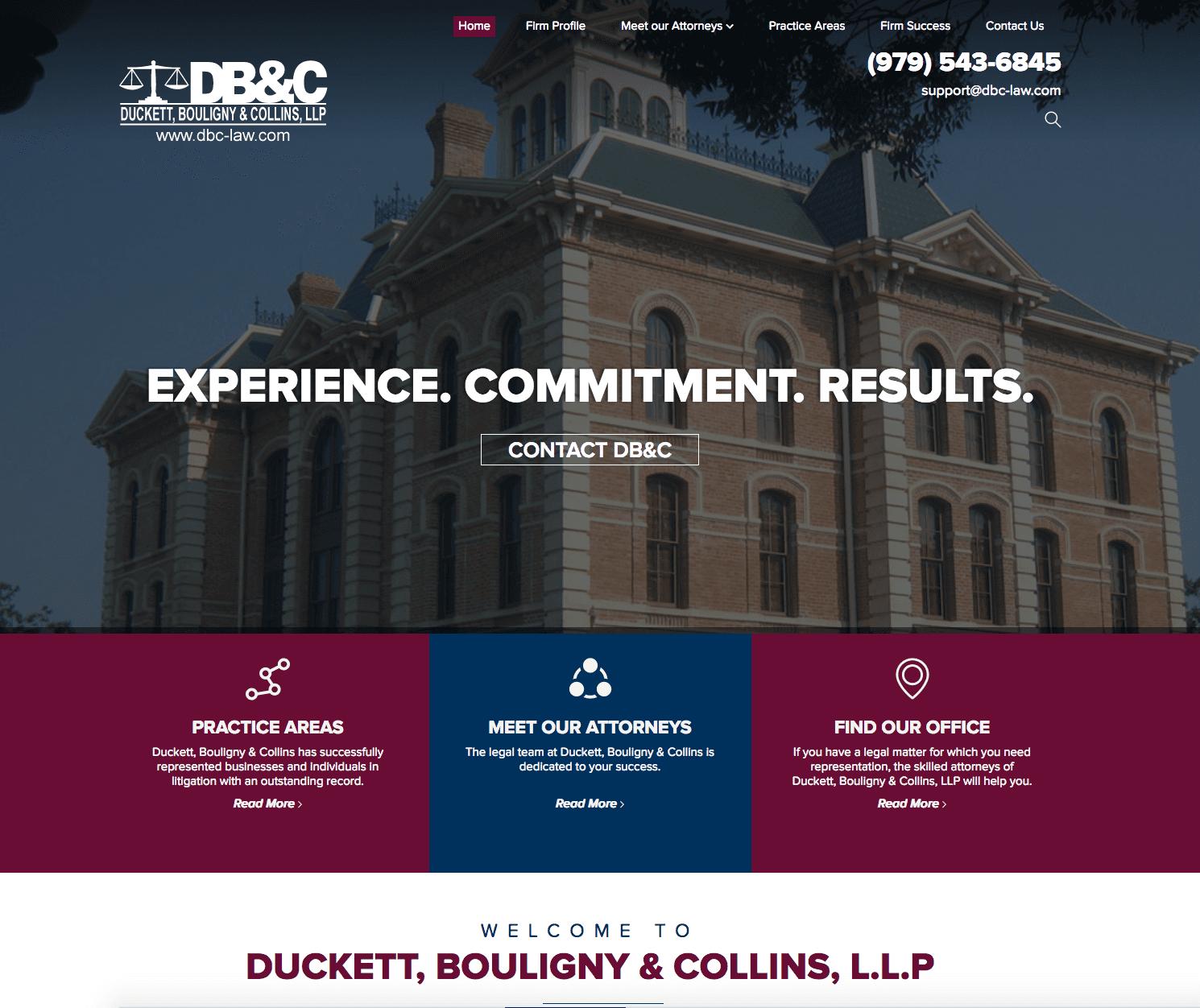 Duckett, Bouligny & Collins