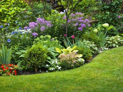 Aiuole e giardini privati