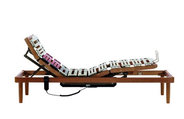 Piani letto in legno motorizzati, Piani letto in legno manuali