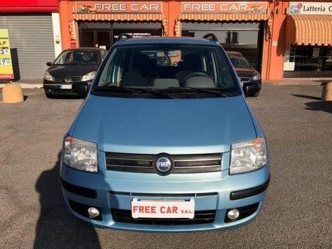 Fiat panda 1.2 8v Benzina