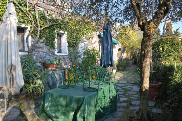 porzione giardino