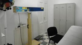 esercizi di deambulazione assistita