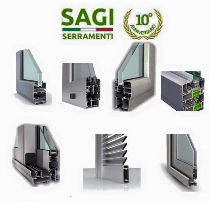 serramenti alluminio SA.GI.