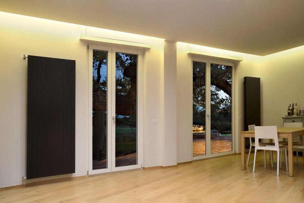 Ambientazione serramenti legnoalluminio