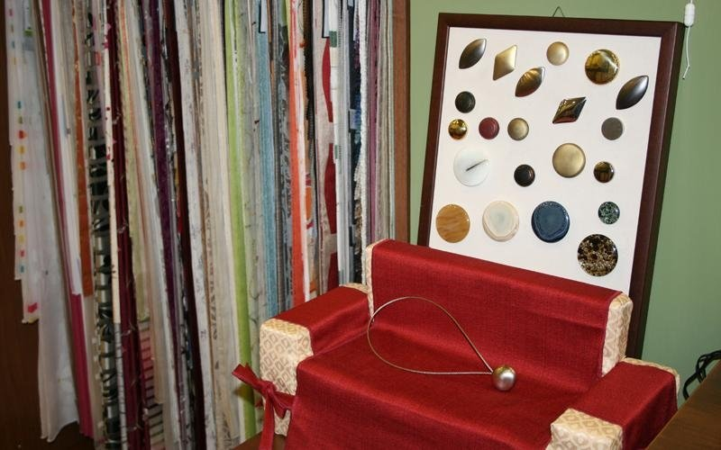 vendita tessuti per arredamento - torino - tendaggi crocetta - Tessuti Per Arredamento