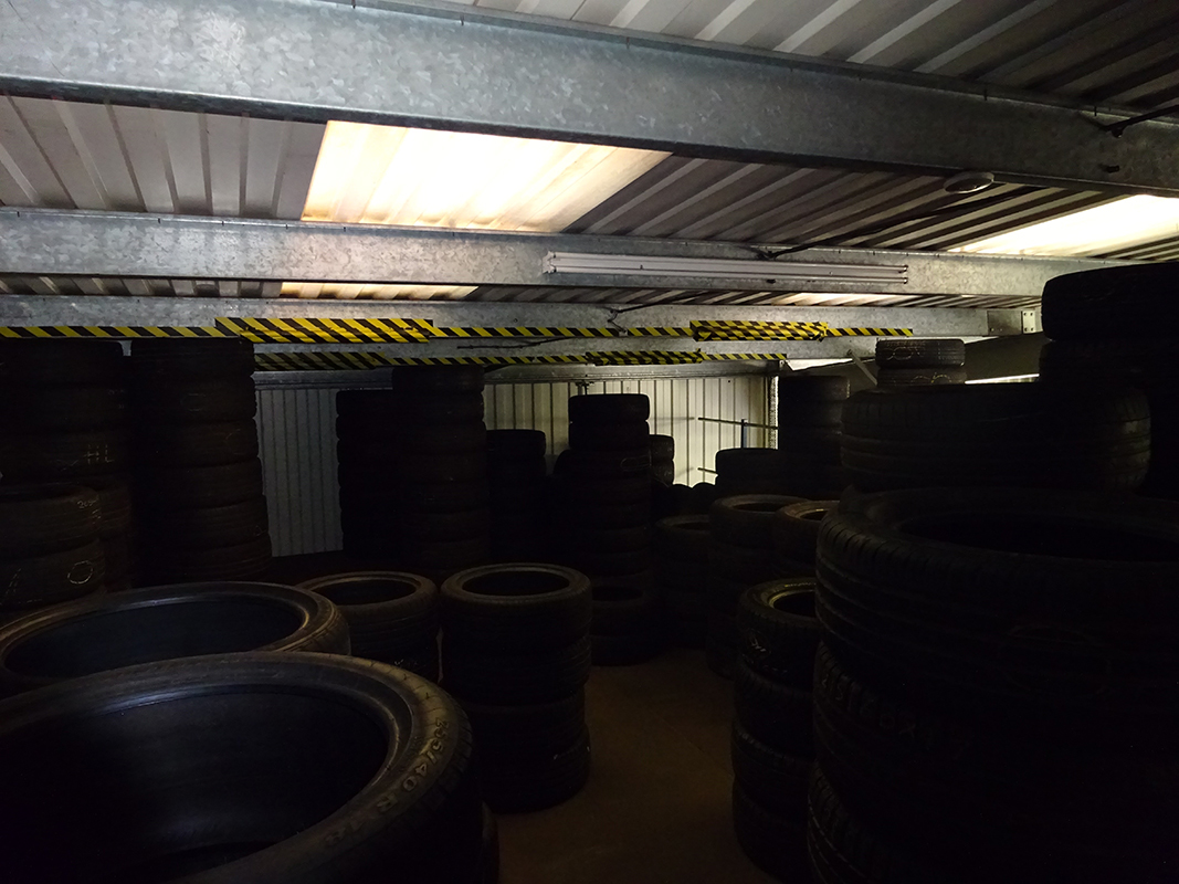 tyres services