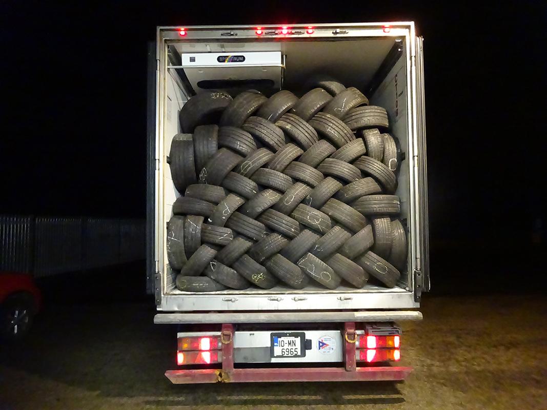 tyre work
