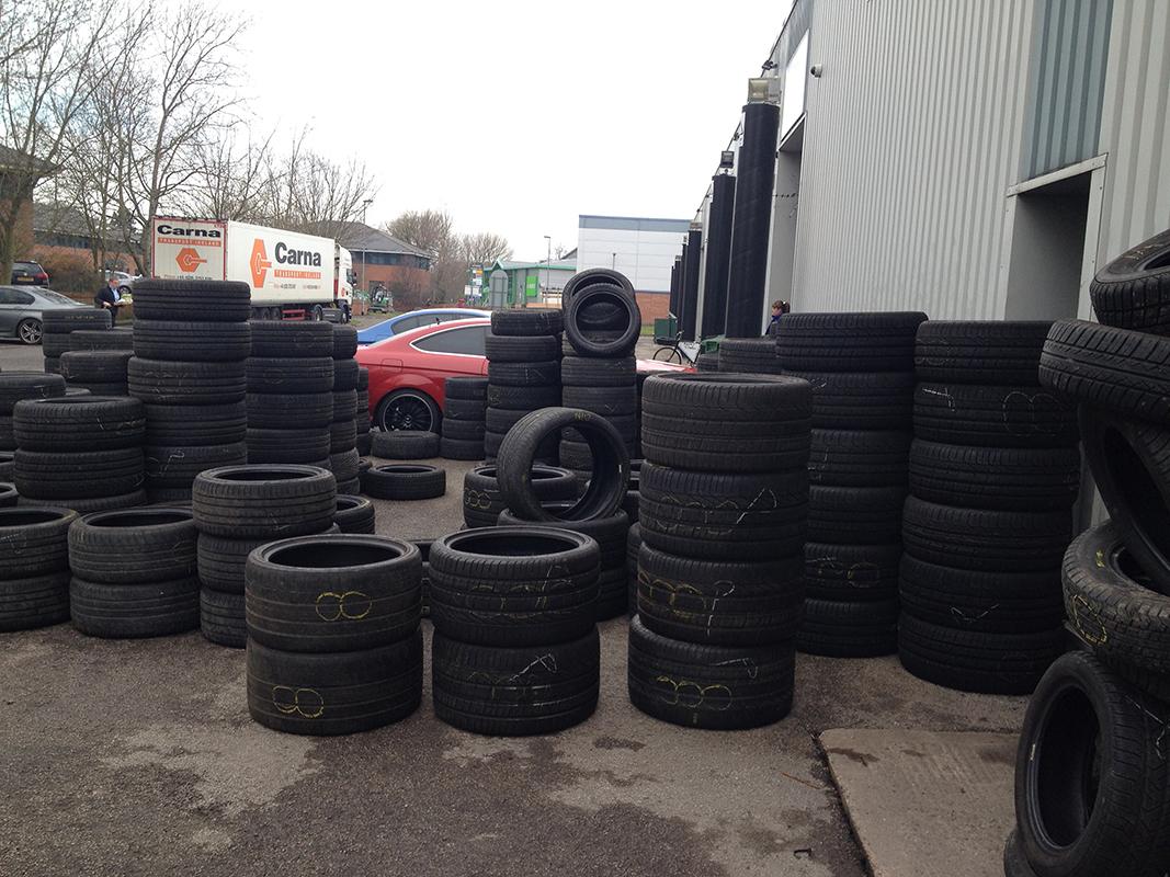 tyre ranges