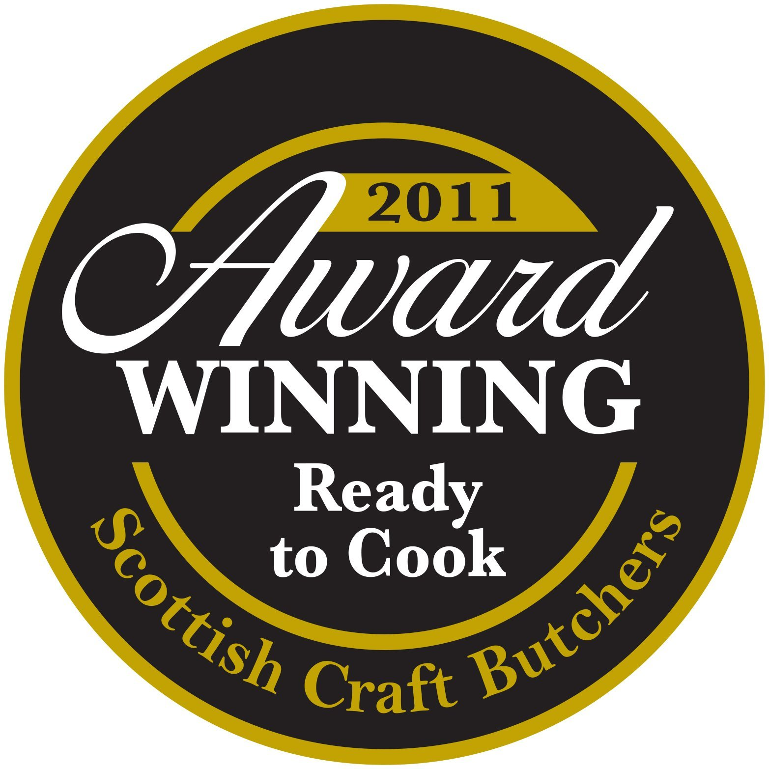 2011 award for ready to cook