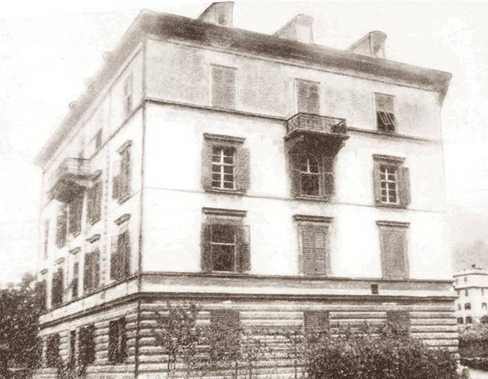 foto storica del convitto