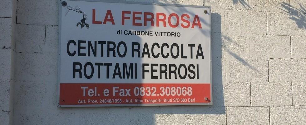 La ferrosa - Lecce
