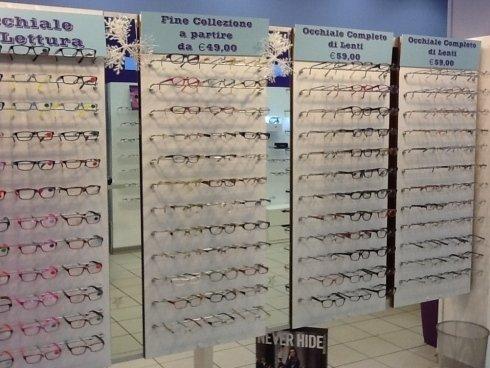 collezione occhiali