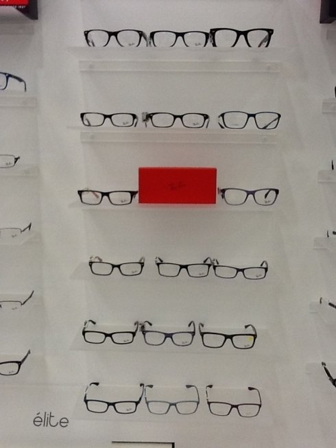 occhiali èlite