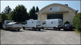 assistenza impianti termici industriali
