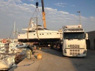 Trasporti nautici industriali