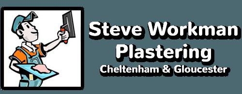 Steve Workman Plastering company logo