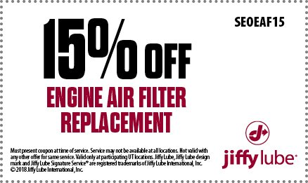 Utah Jiffy Lube Coupons Oil Change Coupons Automotive Maintenance