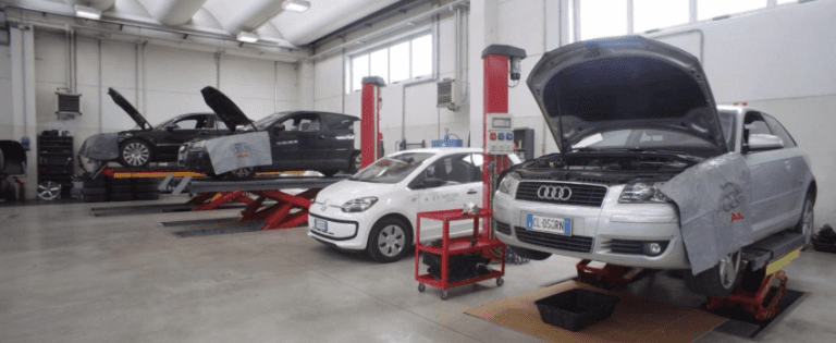 officina meccanica manutenzione e riparazione auto