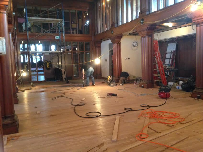 VT Wood Floor Sanding & Installation Services