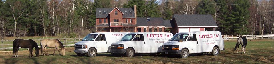 Wood Floor Sanding Company in Vermont