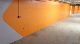 parete in cemento armato