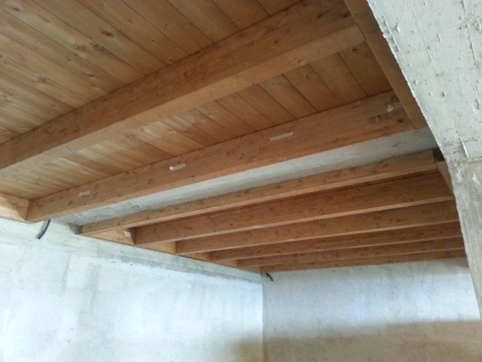 tetto in legno timb frame