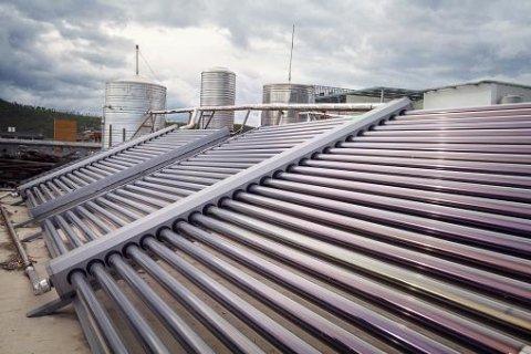 pannello solare riscaldamento acqua