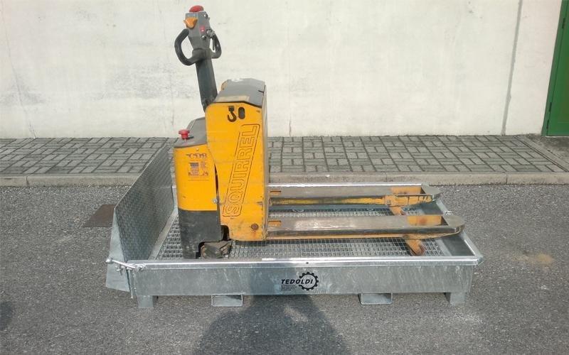 manutenzione periodica carrelli elevatori