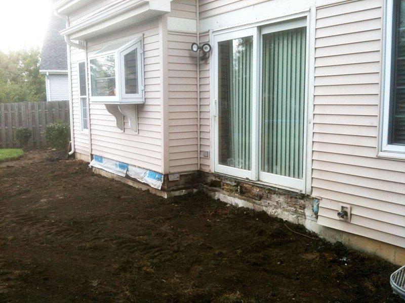 Residential Grading, Algonquin, IL