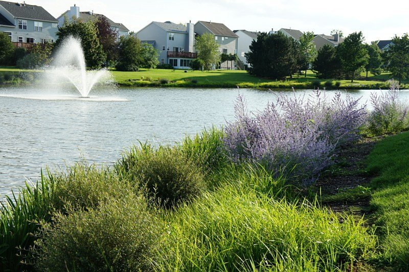 landscape design Algonquin, IL