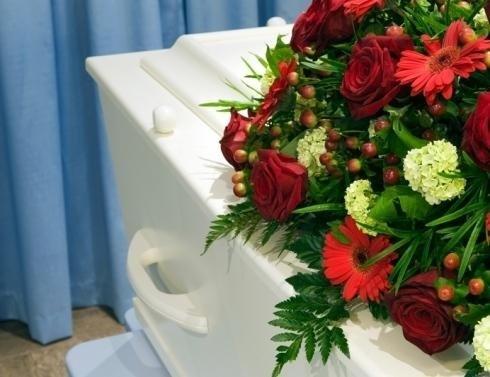 Addobbi funerari