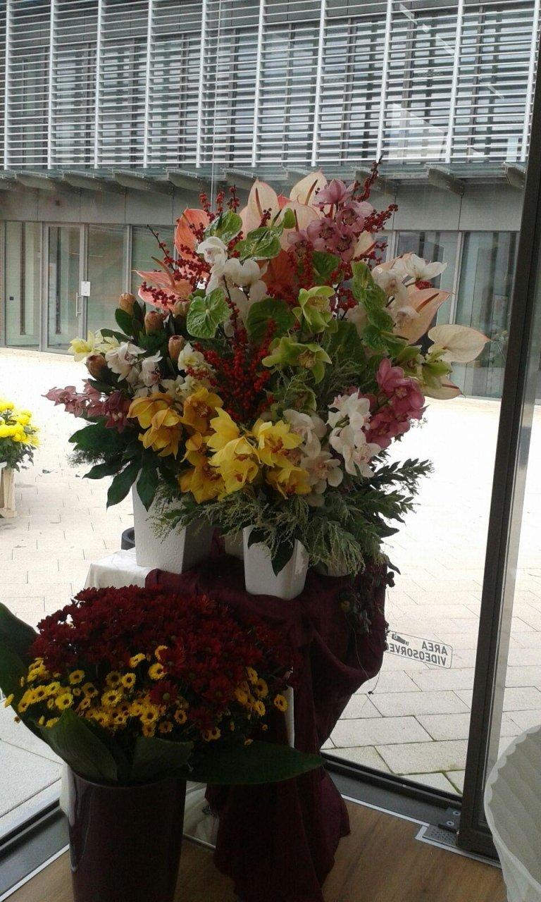 allestimenti floreali fiori recisi