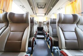 Coach and minibus hire experts