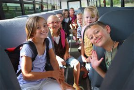 coaches for school trips