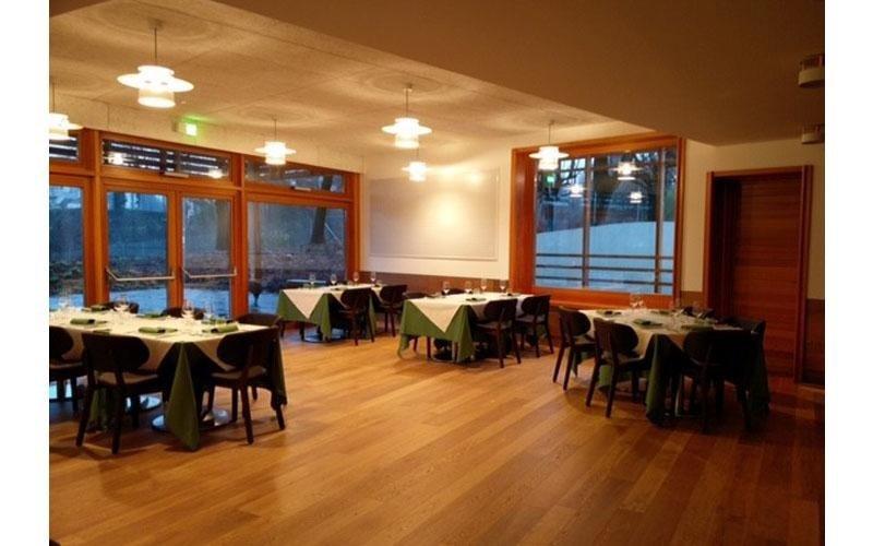la sala del ristorante bologna