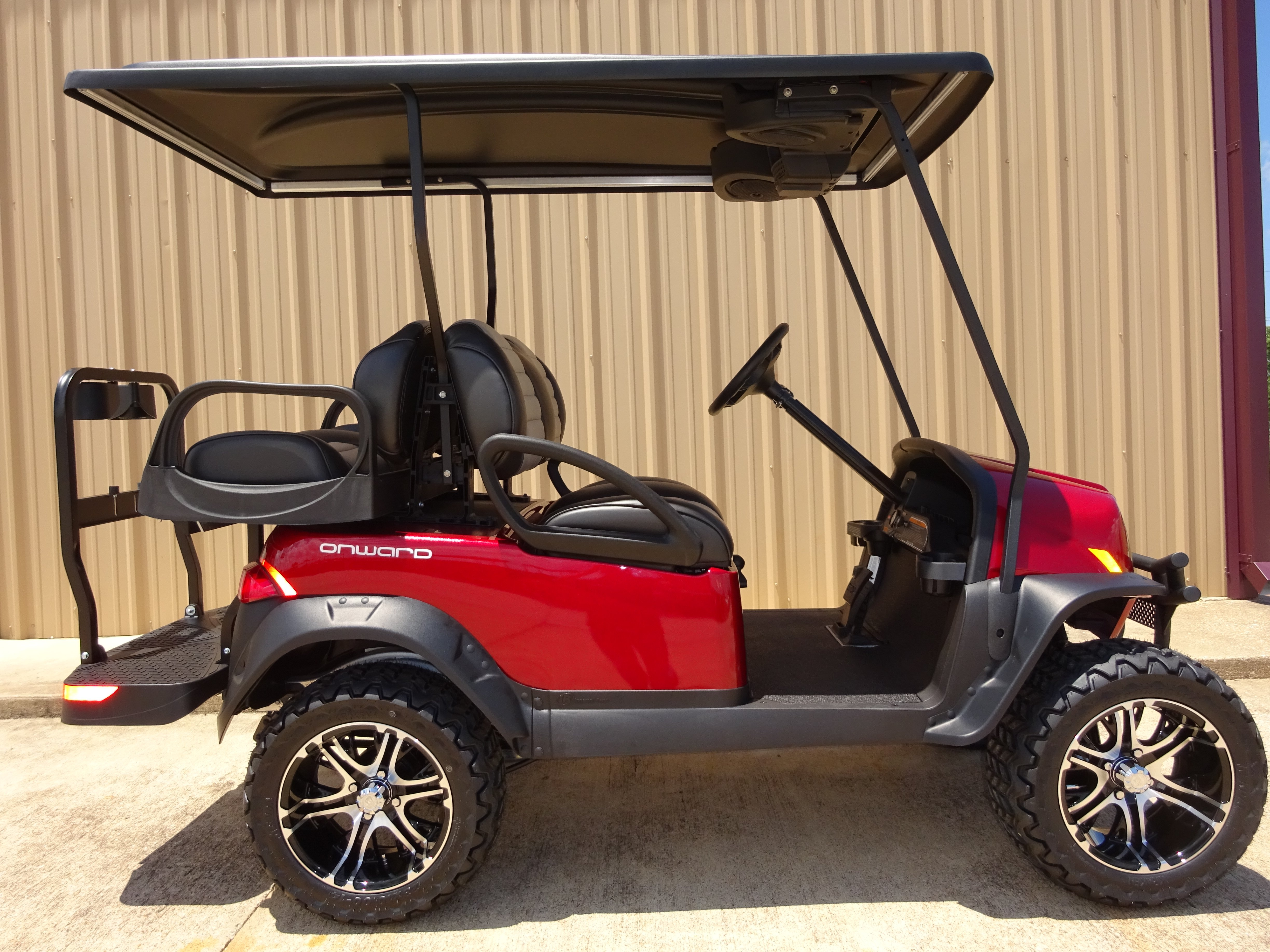 new club cars in stock | aggieland golf cats | bryan, texas