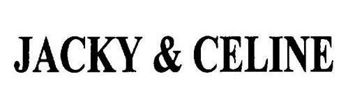 jacky and celine