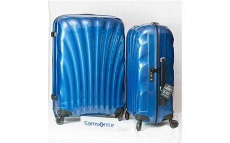 Trolley Samsonite Blu