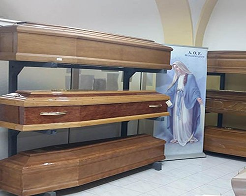 Bare assortite presso Agenzia Funebre Sacro Cuore di Gesu ad Andria (BAT)