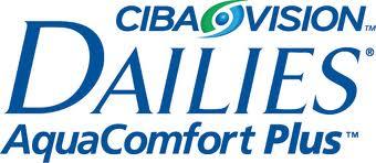 Ciba Vision Dailies contacts